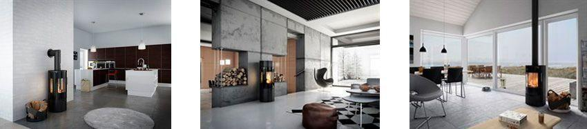 RAIS has Reinvented the Classic Wood-burning Stove…