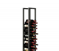 Woodwall Freestanding - Wine 1