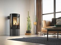 New, intelligent stove from RAIS in an exquisite design