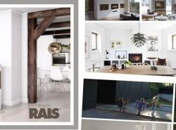 RAIS brændeovne ind i en ny æra: customising! Nyt katalog - i luksus-udstyr!